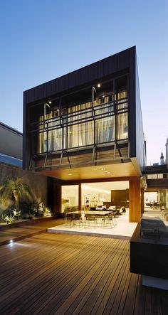 Middle Park House 2 by Chamberlain Javens Architects - Architecture Design Melburne Australia Modern.