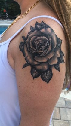 September birth month flower tattoo | •¥•TaTtOo•ArT ...