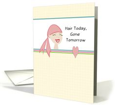 Iits okay soft serenity notes for hospice patient card for cancer patient hair today gone tomorrow card personalize any greeting card for no additional cost product id 940060 m4hsunfo