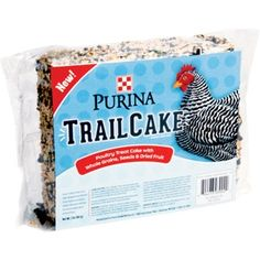 Treat your flock this year with the Purina TrailCake, one of the many treats we offer for chickens! Pet Christmas Presents, Treat Yourself, Flocking, Poultry, Unique Gifts, Treats, How To Make, Sweet Like Candy