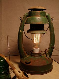 Industrial Lighting Repurposed Upcycled & by StonehillDesign, $169.00