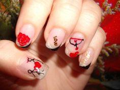 34 Valentine's Day Nail Art Ideas to Impress