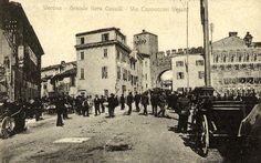 Grande fiera cavalli - Via Cappuccini Vecchi