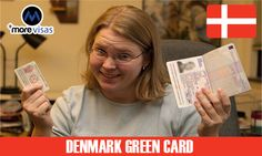 Migrate to the most peaceful country: #Denmark by applying #GreenCard Visa. It is a great opportunity for skilled professionals and also students..