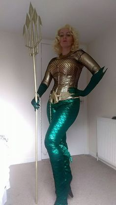 Aquaman Rules The Sea And 63 [Cosplay]