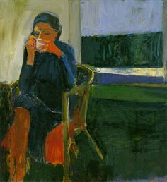 Richard Diebenkorn, Coffee