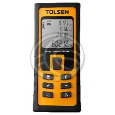 Medidor laser digital de distancia 80m de herramientas Tolsen  www.cablematic.es/producto/Medidor-laser-digital-de-distancia-80m-de-herramientas-Tolsen/