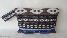 winter tribal mini bag Wet Bag, Fashion Fabric, Mini Bag, Etsy Seller, Throw Pillows, Blanket, Create, Winter, Unique
