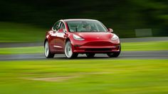 Tesla's dual-motor, Model 3 Performance has a new Track Mode. We took it to Lime Rock Park to see how much hot-lapping this electric sport sedan can really handle. Detroit Cars, Hybrids And Electric Cars, Eco Friendly Cars, Upcoming Cars, Tesla Motors, Sports Sedan, Mustang Cars, Car Ford, Ford Focus