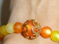 Armbänder - Traumhaftes elegantes Perlenarmband - ein Designerstück von Zauberrose42 bei DaWanda