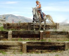 The Pink Cowgirl: 2012 Extreme Horseman's Challenge