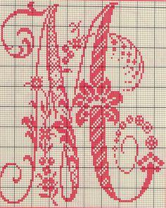 Alfabeto Antico Punto Croce (12)