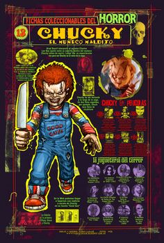 Chucky by Pablo Canade