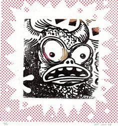 Jeffrey Lamm - Greasebat Face - Tokusatsu 2