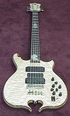 Alembic Bass - Too Funky!