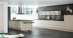 Fredrikstad, Kitchen Interior, Kitchens, Kitchen Cabinets, Google, Home Decor, Restaining Kitchen Cabinets, Homemade Home Decor, Kitchen