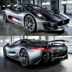 the jaguar usa c-x75