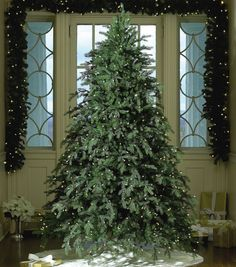 How realistic is the Hunter Fir? With dramatic down swept branches that bow to…