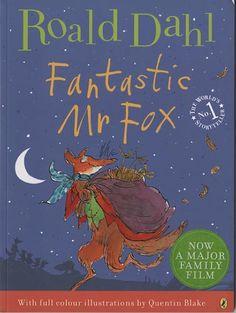 Fantastic Mr. Fox - Ronald Dahl