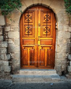 Ancient Or Old Rustic Doors And Maybe Just Some Pretty