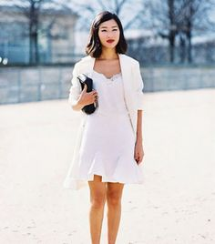 @Who What Wear - 25 White Dresses We Love For Spring
