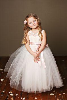 0c9be941a1 Darling flower girl dresses from Fattiepie  weddingchicks Wedding  Bridesmaid Flowers