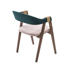 Back view of Mathilda chair.