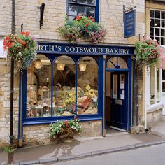 Cotswold Bakery, Stow-on-the-Wold