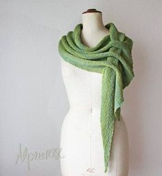 интересная идея для шали