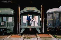 Beth and Jesse were married at the Georgia State Railroad Museum. They chose to start the day with portraits at Savannah's Wormsloe Historic Site. Downtown Savannah, Visit Savannah, Savannah Chat, Intimate Weddings, Destination Weddings, Georgia, Beaux Couples, Museum Wedding, Outdoor Ceremony