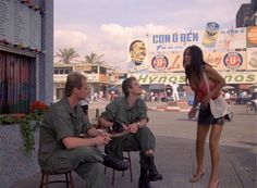 Stanley Kubrick's 'Full Metal Jacket' is probably, of all Vietnam War movies made, the most influential. It's an iconic movie with a huge fandom. Stanley Kubrick, Full Metal Jacket Quotes, Military Slang, Funny Scenes, Iconic Movies, Vietnam War, South Vietnam, Love You, Full Metal Jacket