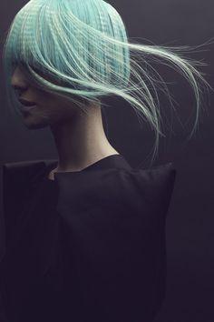 hair color is cool, minus the dooooo.