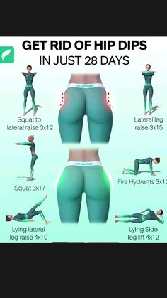 Lazy Girl Workout, Dip Workout, Leg And Glute Workout, Slim Waist Workout, Gym Workout Videos, Gym Workout For Beginners, Fitness Workout For Women, Workout For Girls, Summer Body Workouts