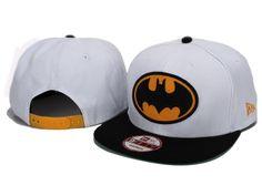 45 styles Cartoon style Batman white Snapback hats fit for mens womens  girls boys soprts gorras bones baseball caps freeshipping 5521936eeb2