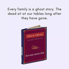 Mitch Albom, Ghost Stories, Books, Libros, Book, Book Illustrations, Libri