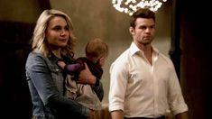 """The Originals – TV Série - Elijah Mikaelson - Daniel Gillies - baby Hope Mikaelson - bebê - Camille """"Cami"""" O'Connell - Leah Pipes - amor - love - sobrinha - niece - uncle - tio - 2x14 - I Love You, Goodbye - Eu Te Amo, Adeus"""