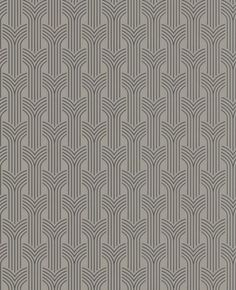 Grahm & Brown Art Deco:  Cinema - Taupe wallpaper