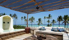 Relax and enjoy the warm breezes