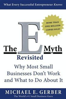 Reading it now, a good one to read.  The E-Myth Revisited by Michael E. Gerber.