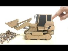 RC Homemade | How To Make RC Heavy truck Remote Control Hydraulic Bulldozer easy homemade - YouTube