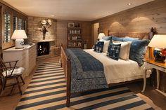 Bedroom - masculine decor | Ann James Interiors