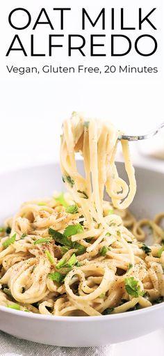Milk Recipes, Gluten Free Recipes, Pasta Recipes, Real Food Recipes, Vegetarian Recipes, Dinner Recipes, Pasta Sauce Recipes With Milk, Healthy Recipes, Skinny Recipes