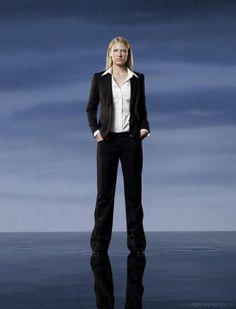 Agent Olivia Dunham--Fringe