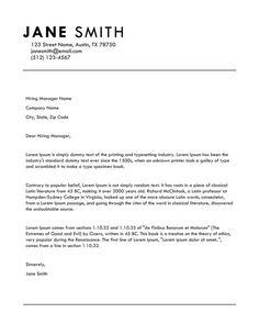 Career Resume/CV Template Modern Cover Letter Template   Etsy Pin for later! cover letter formats, covering letter formats, cover letters formats, how to write a cover letter, resume formats, what is a cover letter