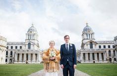 Elegant London Wedding: Tamara + Jonno