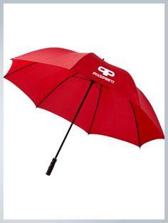 Parapluie publicitaire de golf grand format