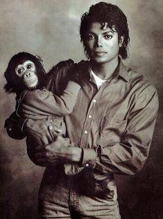 """""""Michael Jackson & Bubbles"""": A love story"""