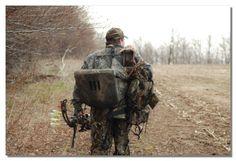 4. Miss hunting season.