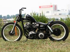 """Narrow Eagle"" Harley-Davidson FXS '79 by Hide Motorcycles 