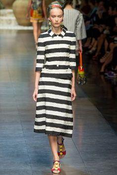 Dolce & Gabbana SpringSummer 2013